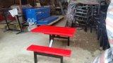 河池學校直條餐桌椅批發