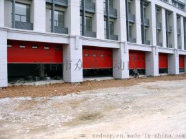 消防車庫門,消防提升門,廠家直銷。配聯動