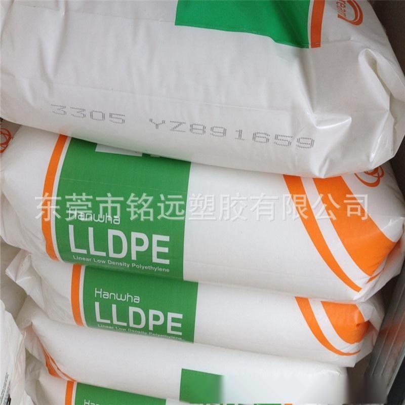 薄膜级/耐冲击/LLDPE/韩国现代/UF414