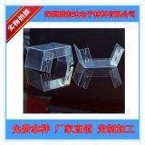 透明PET绝缘片 透明PC麦拉片可背胶耐高温 电源隔离片 可定制加工