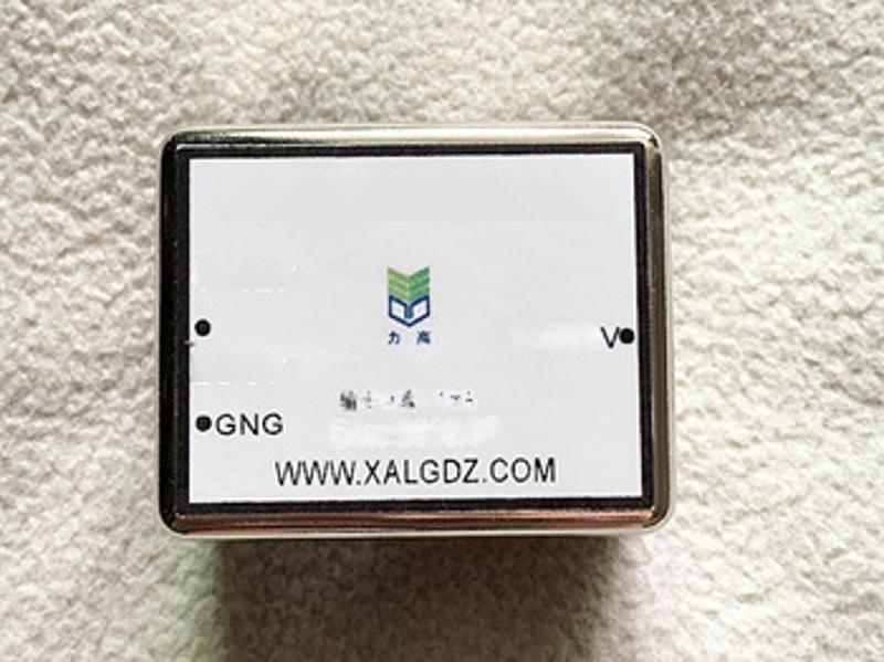 高壓直流脈衝電源0~+4000v可調輸出PCB插針型
