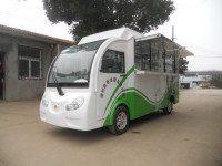 武汉科荣电动餐车(KRGD11-5),送餐 餐专车,
