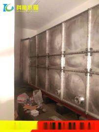 不锈钢水箱环保专用 不锈钢螺丝连接水箱板供不应求