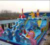 遼寧丹東大型充氣城堡廠家直銷定做充氣滑梯攀巖