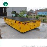 蓄电池路面运行车  使用寿命胶轮平板车厂家指导