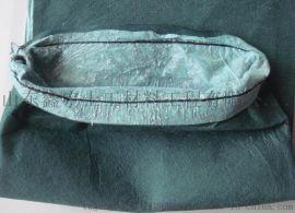 河道绿化护坡生态袋 植生袋 生态袋链接扣 保持水土草籽袋