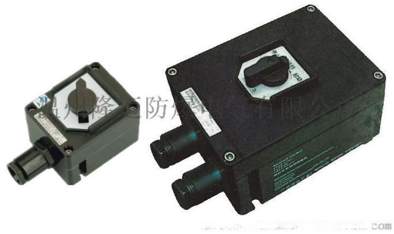 BZM8050-16A單聯防爆防腐照明開關