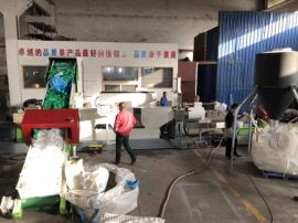 薄膜边角料回收造粒生产线 中塑机械研究院