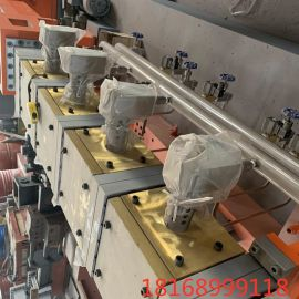 65B双螺杆挤出造粒机,熔喷布无纺布改性拉条造粒