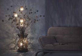客厅落地灯厂家批发创意铝线艺术落地灯