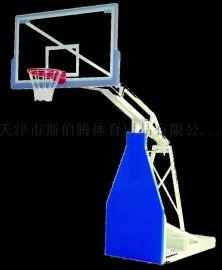 移动篮球架 室外篮球架 钢化玻璃 50003