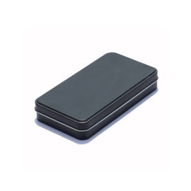高檔手表盒 長方形包裝盒 黑色鐵罐