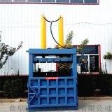 湖北80噸壓力廢塑料礦泉水瓶液壓打包機