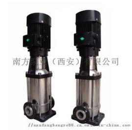 西安园林喷灌用泵CDLF不锈钢多级离心泵