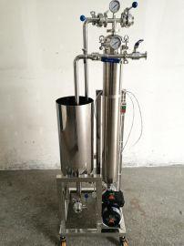供应酒庄用果酒葡萄酒过滤机过滤设备