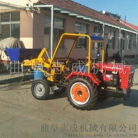 新品直销ZL06装载机短途运输物料车蹦蹦车