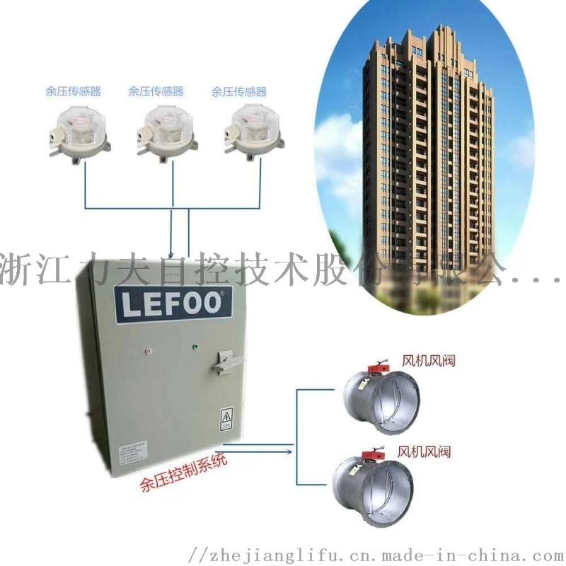 正压送风 消防排烟系统 楼宇自控空气压力检测