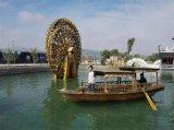 云南湿地公园手划木船 兴化楚歌木船供应旅游观光船