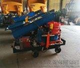山东HSP-5B湿式喷浆机哪里买 5立方潮喷机