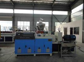 华恩斯PVC塑钢门窗生产线设备厂家