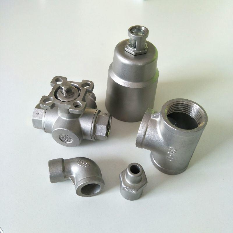 不锈钢精密铸件  304 316精铸件