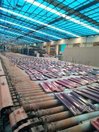 陶瓷 陶土斜角缺口全角 连锁 S型屋顶瓦生产厂家
