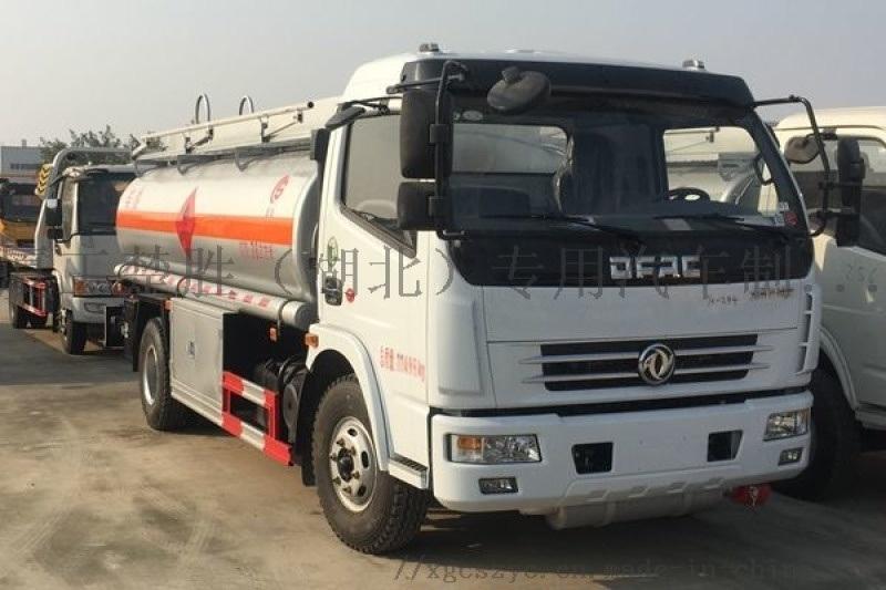 转让东风多利卡5吨8吨10吨工地流动手续齐全加油车