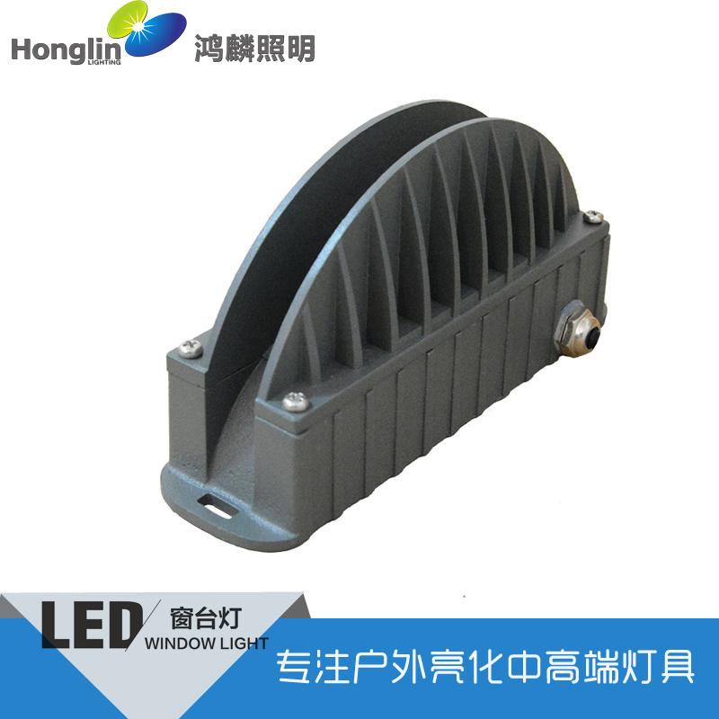 LED窗台灯 6W窗台灯 led窗户投射灯