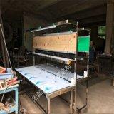 重型工作台 不锈钢车间小方凳 不锈钢移动手推车