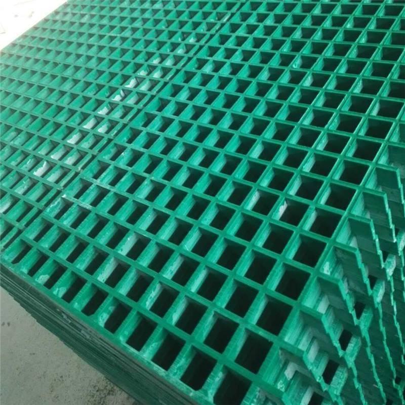 微孔玻璃钢格栅可拼接