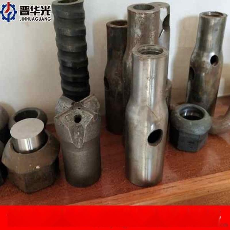 天津河西区中空锚杆普通式中空锚杆注浆配件