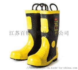 消防員滅火防護靴RJX-25A(單)帶檢測報告