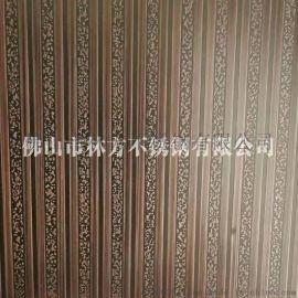 江西优质304装饰酒店不锈钢镀铜板厂家