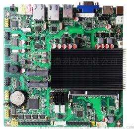 ITX主板J3160CPU双网多串超低功耗主板