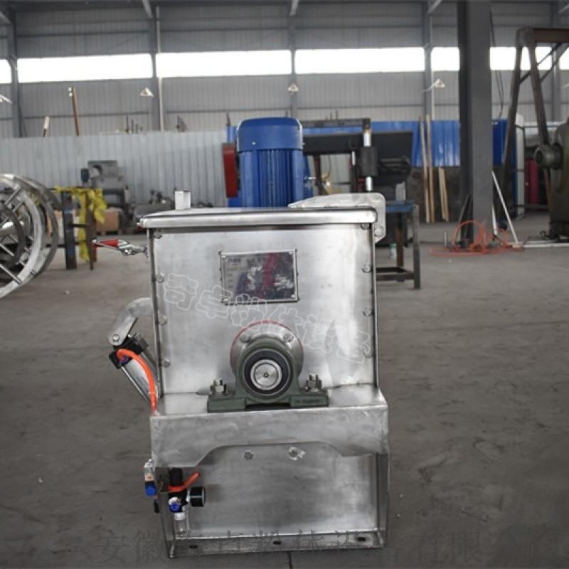 粉末冶金行业发泡剂卧式螺带混合机,非标更安心