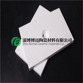 耐磨陶瓷衬板在高炉布料溜槽上的应用