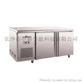 厨房设备—平台双门中温风冷雪柜