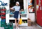 米祖中高端品牌女裝折扣貨源大碼走份尾貨代理加盟商
