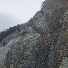 菱形防护网.主动菱形防护网.山体菱形防护网厂家