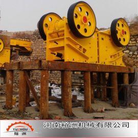 山西晋中颚式破碎机厂|高速公路砂石生产线|高效节能鄂破机