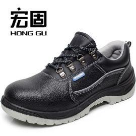 现货批发 劳保鞋 防护鞋 安全鞋 防砸防刺 耐油酸碱 防静电注射