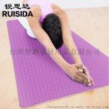 环保加宽加厚tp瑜伽垫 家用初学者瑜伽垫