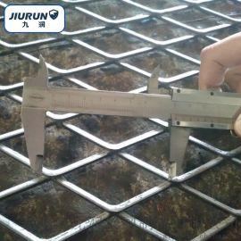 冲压网 建筑钢板网 金属板网