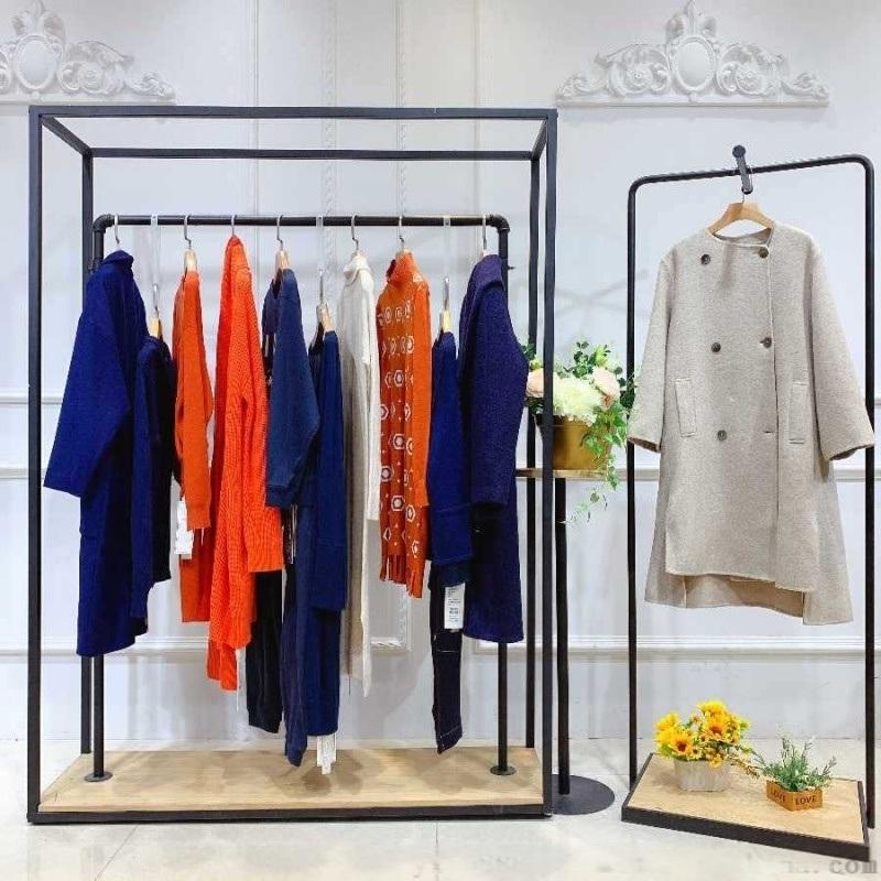 诺曼琦女装北京唯众良品官网库存尾货服装女式貂绒衫女装中老年