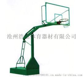电动液压篮球架  沧州浩然体育器材有限公司