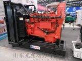 厂家直销潍柴200KW沼气发电机组