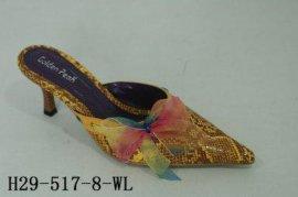 女式时装鞋 H29-517-8-WL