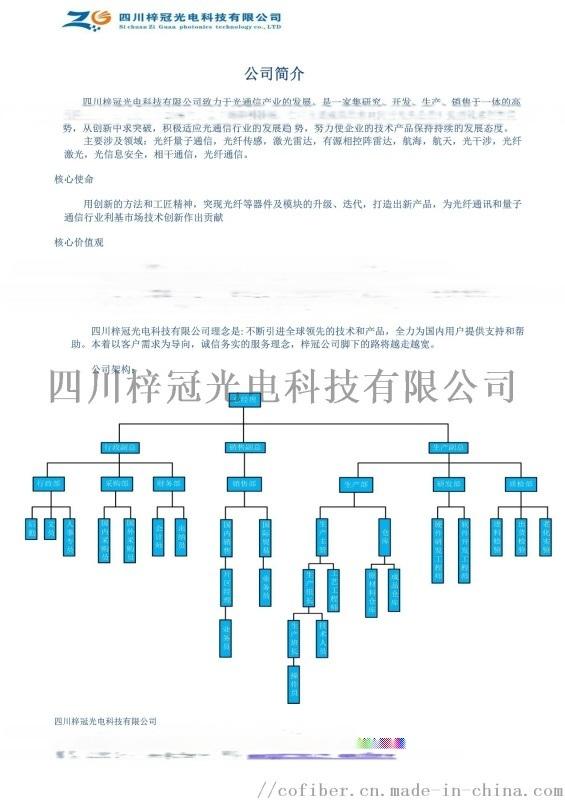 北京供应梓冠高非线性光纤