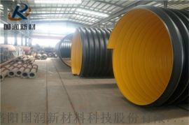 dn1200钢带排污波纹管