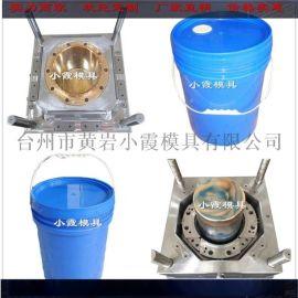 做注射模具订制18升30公斤化工桶模具实力商家